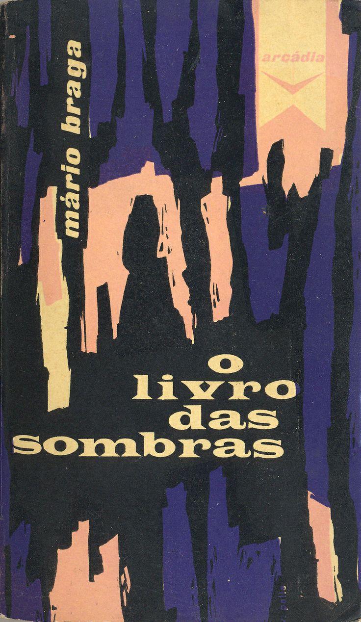 O Livro das Sombras - Mário Braga | Capa de Victor Palla