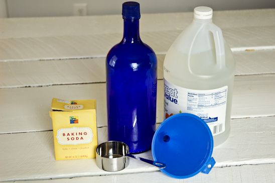 Simple, Homemade Laundry Softener