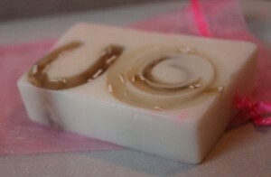 Geitenmelk zeep