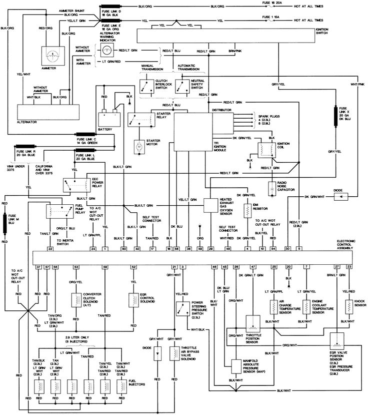 6.0 Powerstroke Alternator Wiring Diagram from i.pinimg.com