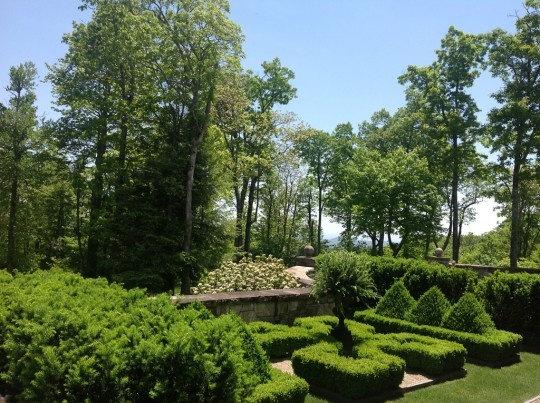 Gardens, Sagee Manor (Highlands, North Carolina)