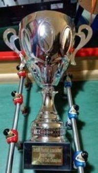 Did you know there are #Leagues run by #BFA? why not you and your friends set up a team and sign up. #Foosball