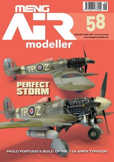 AIR Modeller #58 - February/March 2015