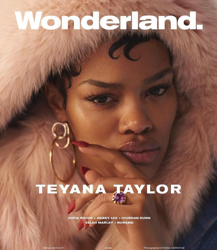Wonderland x Teyana Taylor