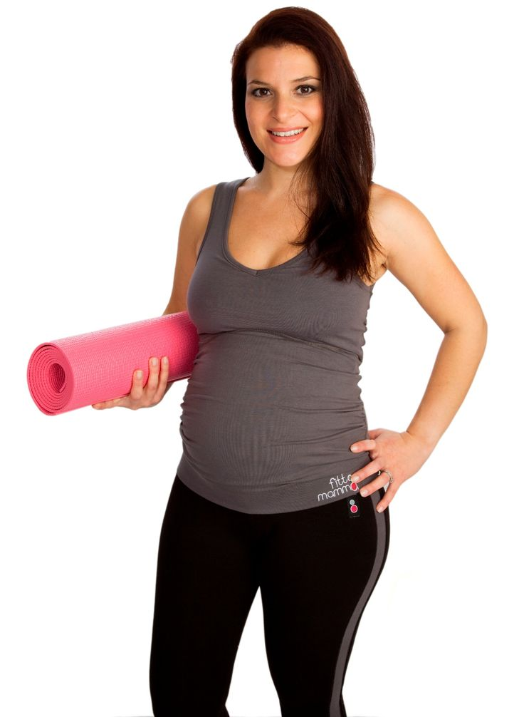 Workout clothes for pregnant women