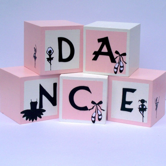 Personalized wood blocks