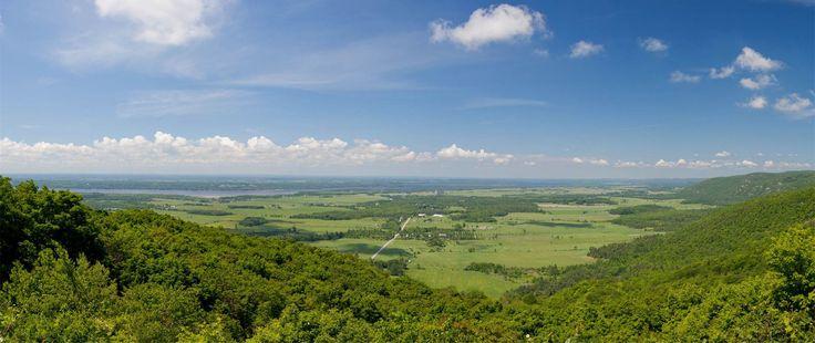 The Ottawa Valley.