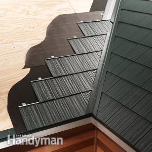 DIY metal roof panels that look great!