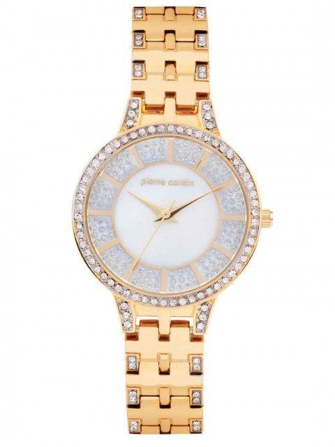 Pierre Cardin Gold Watch // 465