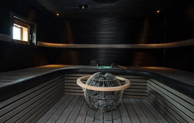 Omatalo Ruusuvuori - Sauna | Asuntomessut
