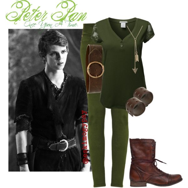 Once Upon A Time: Peter Pan - Polyvore                                                                                                                                                                                 More