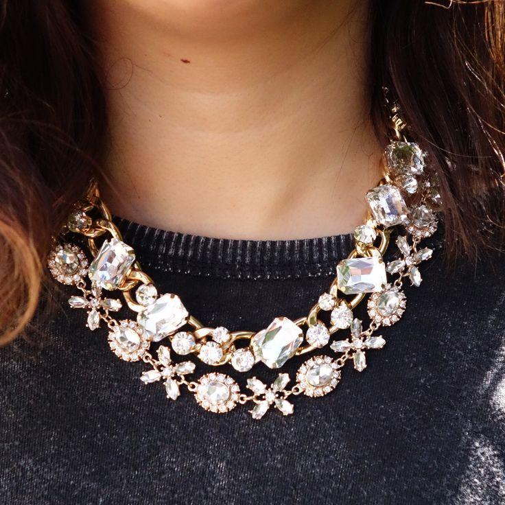 statement jewelry, statement necklace, cute jewelry, cute necklaces, glamorous necklaces, cheap necklaces