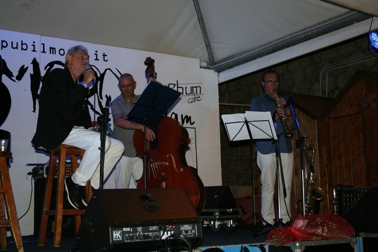 The concert of Amedeo #Minghi in Salerno - August 2013, 23rd