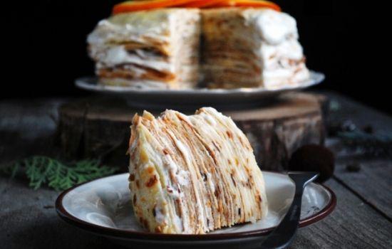 Рецепты блинного торта с заварным кремом, секреты выбора ингредиентов