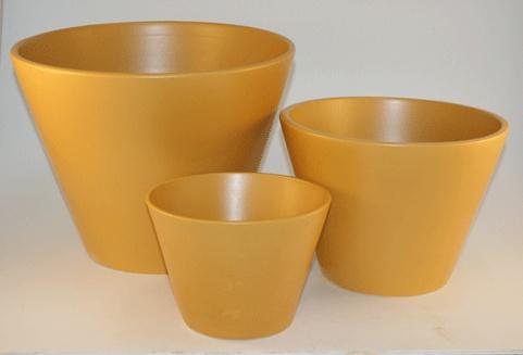82 Best Images About Gainey Ceramics Planters On Pinterest
