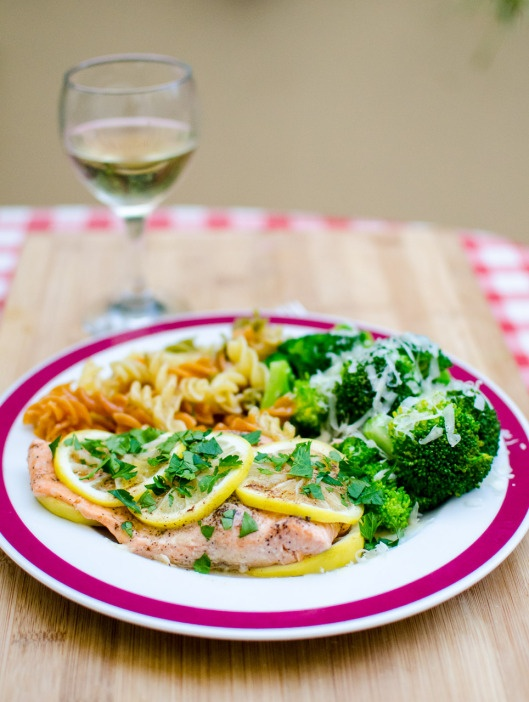 117 best images about flat belly diet recipes on pinterest easy tuna casserole cabbages and - Saumon en papillote ...