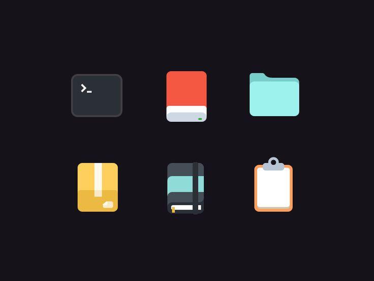 Just Icons by Kamil Khadeyev
