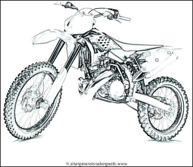 Dessin Moto Cross A Colorier Beau Coloriage Casque Motocross