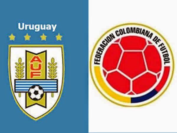 Ayam Kampus Semarang@ Semarang undercover: SMGUC - Perkiraan Skor Pertandingan Babak Perdelapan Final World Cup 2014 : Colombia Vs Uruguay