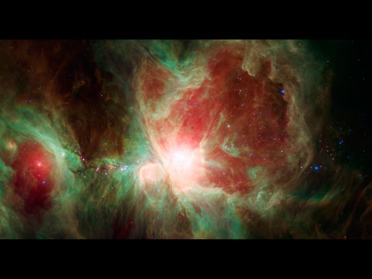 Nebulosa de Orion