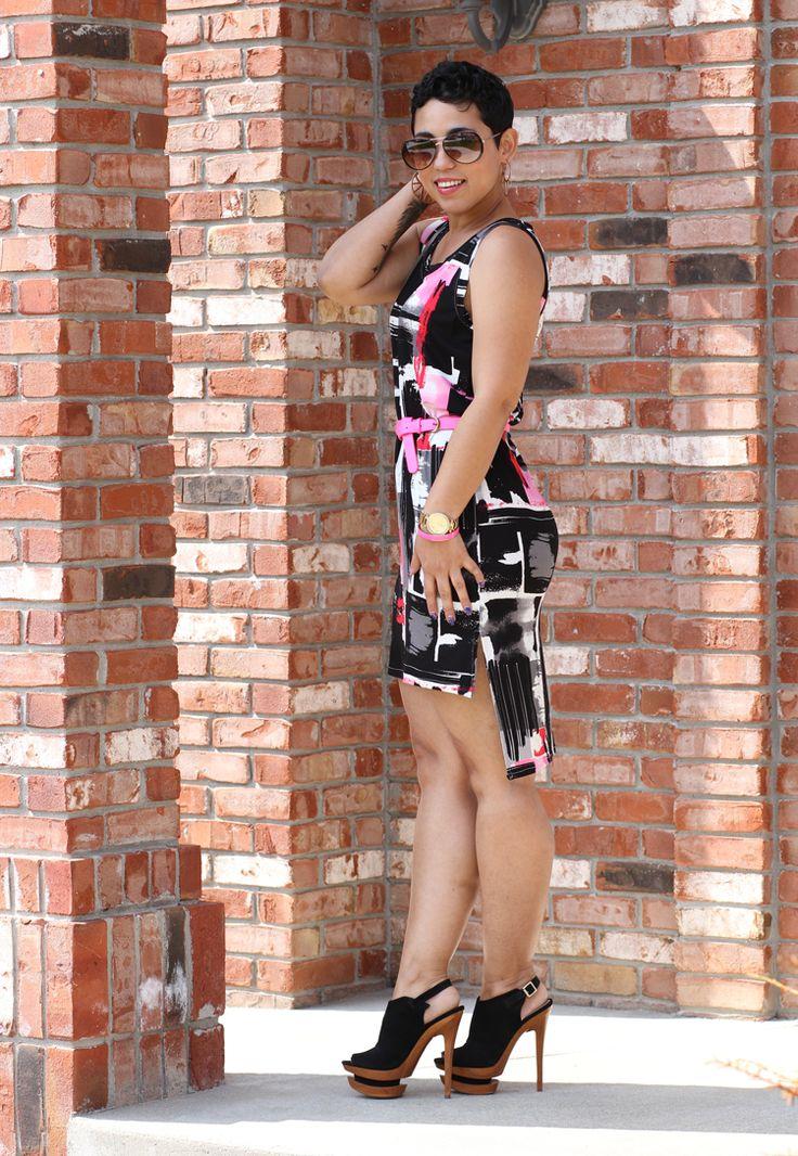 DIY Tank Dress - Mimi G Style