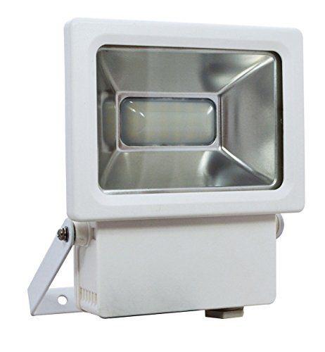 Tibelec 344410 First Projecteur LED Résine 10 W Blanc 54 X 130 X 155 mm: Cet article Tibelec 344410 First Projecteur LED Résine 10 W Blanc…