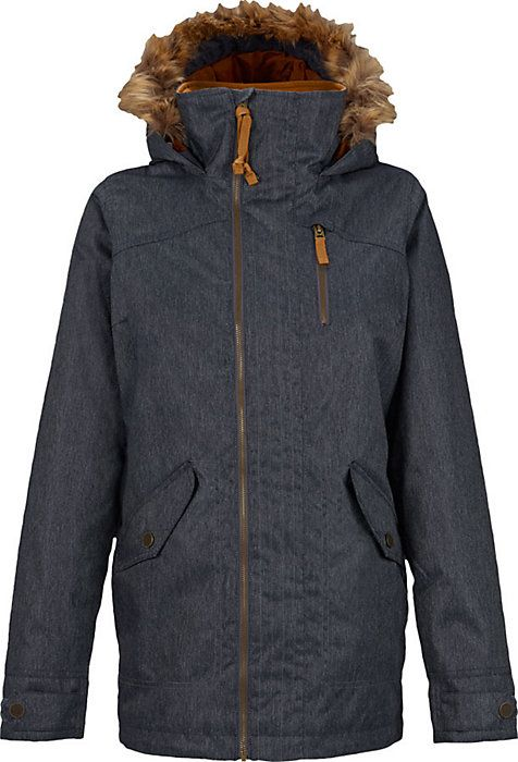 Burton Hazel Jacket - Women's Snowboard Jackets - Winter 2015/2016 - Christy Sports
