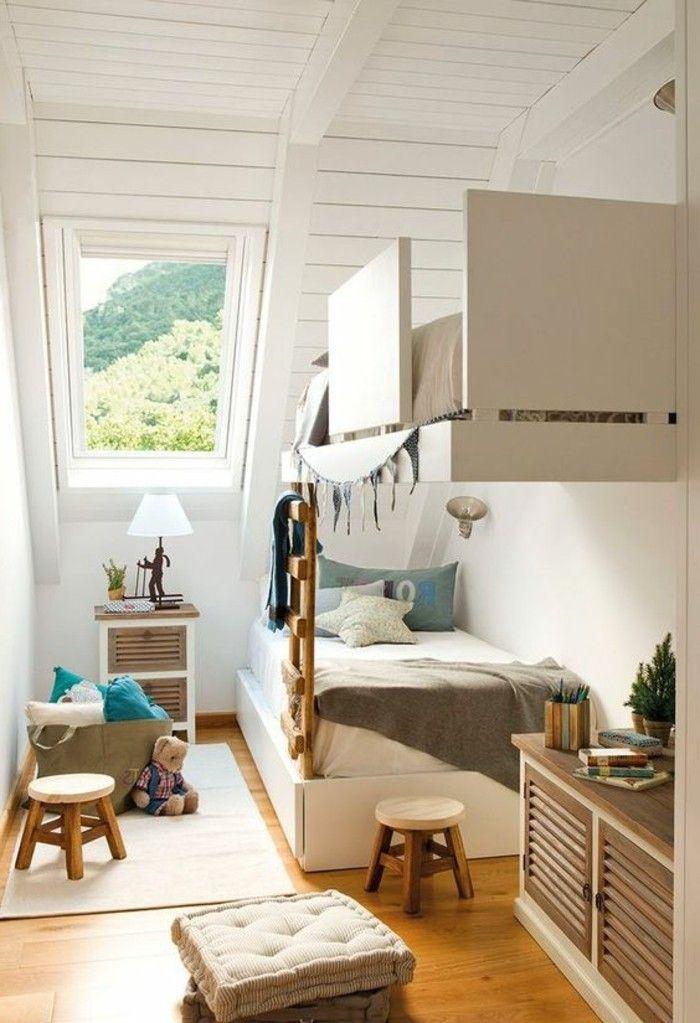 astuces pour bien marier les couleurs dans une chambre duenfant with chambre brooklyn alinea. Black Bedroom Furniture Sets. Home Design Ideas