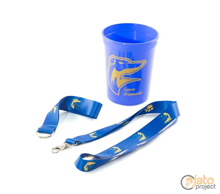 School is back in session, which means we get to have a blast working on items for the booster clubs and school teams! What can we do for your team? These were done for Lyman High School - Seminole County Florida's booster club  #custom #lanyards #wristlets #cups #schools #clubs