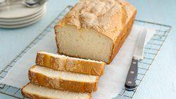 Three-Ingredient Lemon Loaf ...use gluten-free Betty Crocker cake mix.
