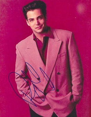 Richard Grieco Autographed Signed 8X10 Photo COA 'Law & Order'