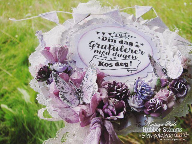 Lollipop birthday card - Gunhild Johanne Gjessing Bay - Stempelglede :: Design Team Blog