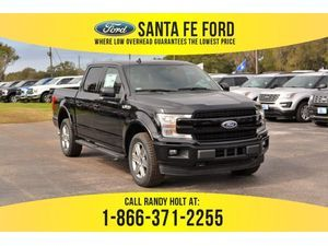 2018 Shadow Black Ford F-150 Lariat 379761
