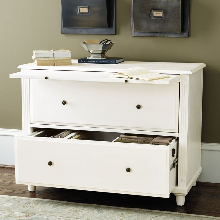 Verona 2-Drawer Lateral File