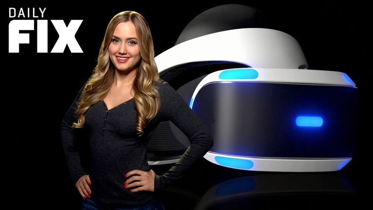 Sony PlayStation VR Bundle Pre-orders Now Open - IGN Daily Fix Sony's PlayStation VR pre-orders are now open and Halo 2's original ending revealed. Plus Rocket League cracks cross-network play and Driveclub studio closes. March 22 2016 at 09:30PM  https://www.youtube.com/user/ScottDogGaming
