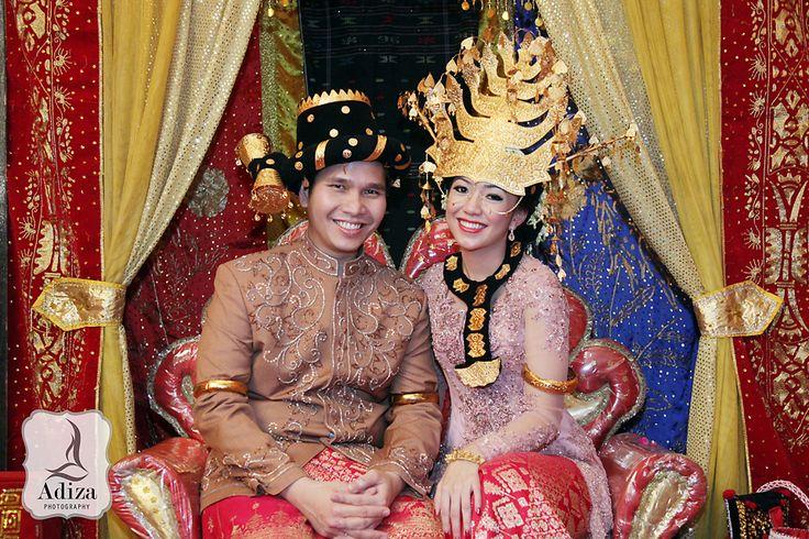 North Of Sumatera I Batak Wedding outfit Indonesia