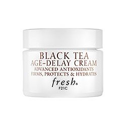 Fresh - Black Tea Age Delay Cream - Tried a sample of this today and my skin feels like MAGIC! Definitely getting this when my current moisturizer runs out! #sephora