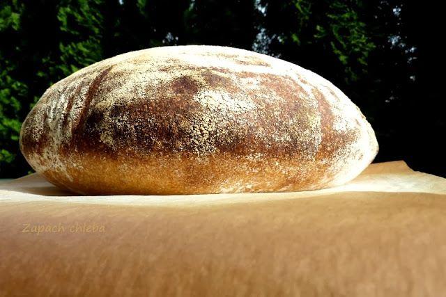 Zapach chleba: Chleb Południowy na płynnym zaczynie