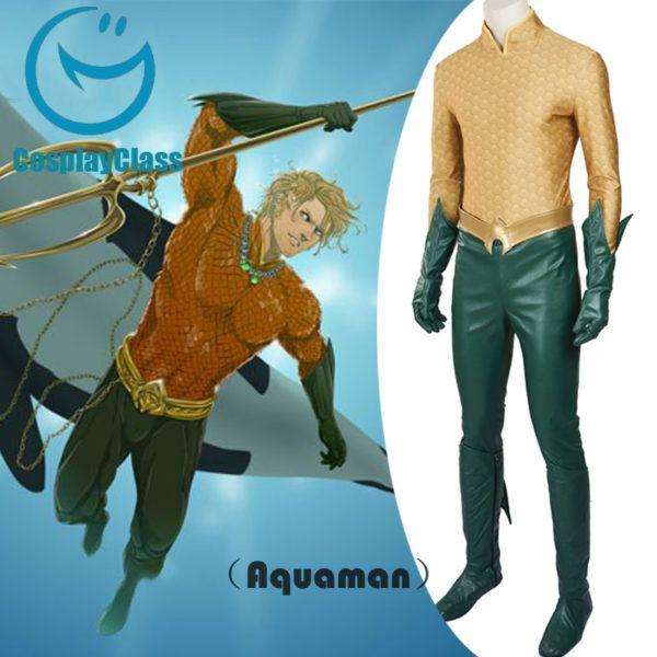 DC Comics Justice League Aquaman Comics Cosplay Costume  #DCcomics #aquamancosplay #cosplayclass #costume