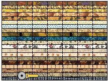 Chinese coin quilt instructions