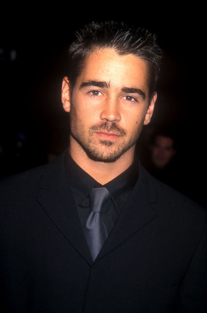 Let's take a second to appreciate Colin Farrell's many looks throughout the years.
