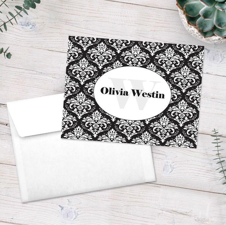 65 best Personalized Note Cards-Stationery images on Pinterest