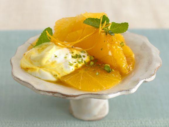 Marinierte Orangen ist ein Rezept mit frischen Zutaten aus der Kategorie Südfrucht. Probieren Sie dieses und weitere Rezepte von EAT SMARTER!