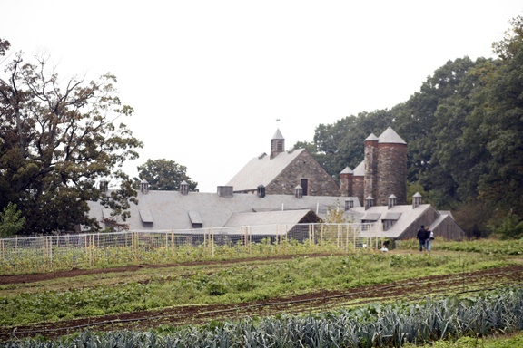 how to get to stone barns center