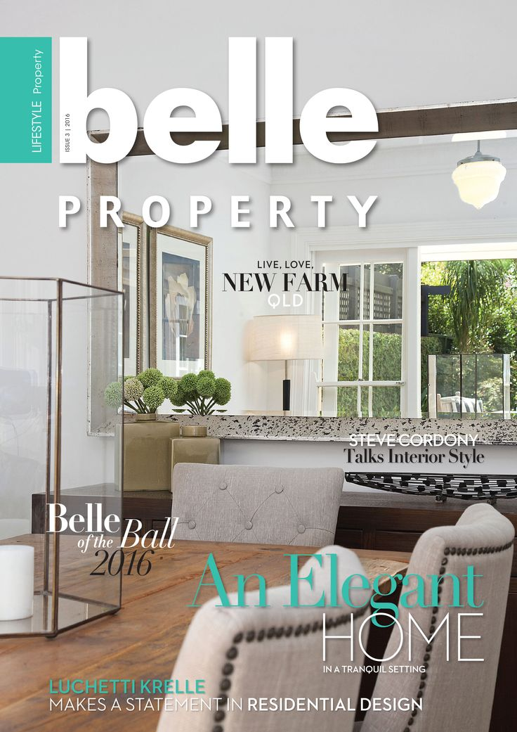 Belle Property Magazine, Issue 3 2016