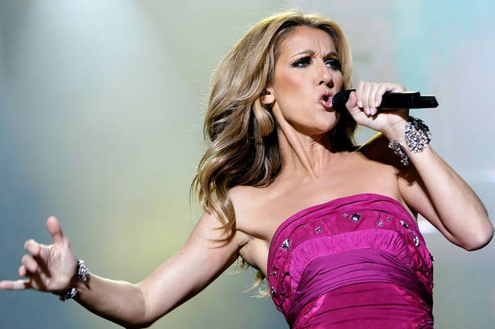 Celine Dion's most iconic song: 'Because You Loved Me' or 'My Heart Will Go On'?