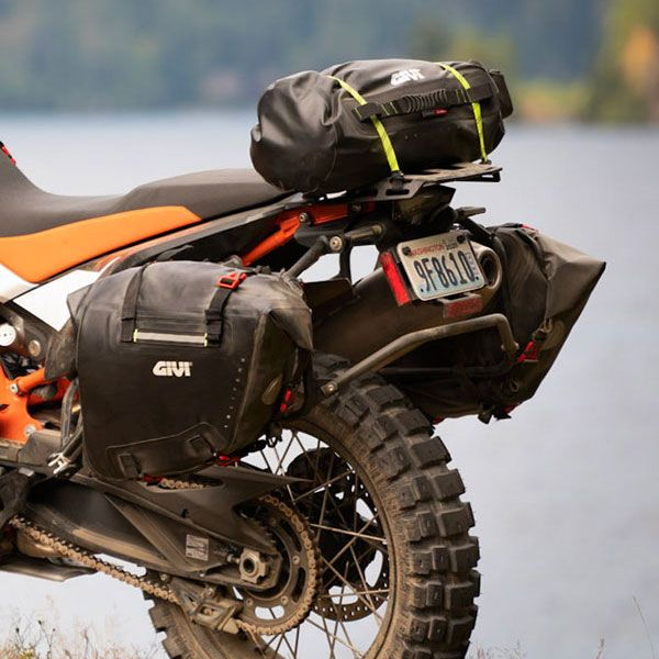 Givi Grt718 Saddlebags In 2020 Saddlebags Touring Bike Riding Motorcycle