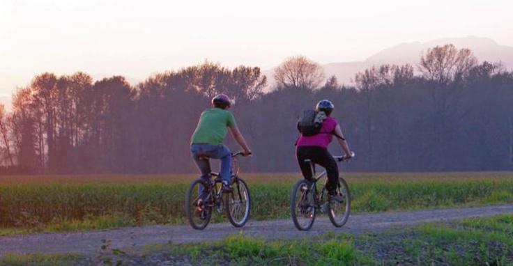 Bike Chilliwack - Image Copyright FVRD - David Urban