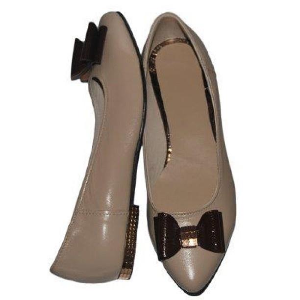 Lady like, me!  - @kali_shoes- #webstagram #shoes #leather #fashion #fashionista #ballerina #kalishoes