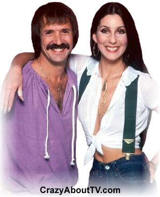 "Sonny and Cher  We only got 3 channels at home, so this was a ""treat"" to watch at my aunt's house."